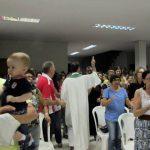 Inauguração do Salão Utilitário Divino Pai Eterno-LEM