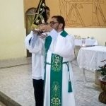 Peregrinação da Imagem de N° Sr. Aparecida para a Paróquia São José