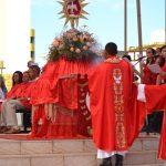 Missa de Pentecostes e festejo do Divino Espírito Santo