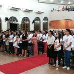 Missa de Crisma no Santuário Nossa Senhora do Perpétuo Socorro