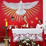 Missa de Pentecostes e festejo do Divino Espírito Santo - Igreja São Sebastião