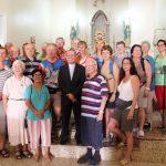 Visita dos austríacos à Diocese de Barreiras