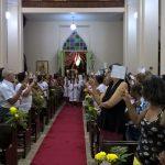 Peregrinação da imagem de Nª Sra Aparecida para a Catedral