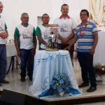 Peregrinação da Imagem de Nª Sra. Aparecida - Paróquia São Sebastião-Barreiras