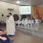 Quinta-feira Santa, Lava-pés e Santa Ceia - Santuário Nossa Senhora do Perpétuo Socorro - Barreiras