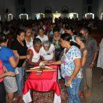 Sexta-feira Santa, Celebração da Paixão do Senhor - Paróquia Nossa Senhora da Conceição - Tabocas do Brejo Velho