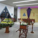 Sexta-feira Santa, Celebração da Paixão do Senhor - Paróquia Nossa Senhora Aparecida - LEM