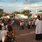 Sexta-feira Santa, Celebração da Paixão do Senhor - Santuário Nossa Senhora do Pepétuo Socorro - Barreiras