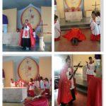 Sexta-feira Santa, Celebração da Paixão do Senhor - Paróquia São Gonçalo - Mansidão