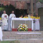 Domingo de Páscoa, Missa da Ressurreição do Senhor - Paróquia Nossa Senhora Aprecida - LEM