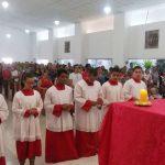 Domingo de Ramos - Paróquia São Sebastião - Barreiras