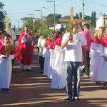 Domingo de Ramos - Paróquia Nossa Senhora Aparecida - LEM