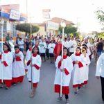 Domingo de Ramos - Paróquia Nossa Senhora Aparecida - São Desidério