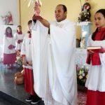 Domingo de Páscoa, Missa da Ressurreição do Senhor - Paróquia São Gonçalo - Mansidão