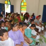 Domingo de Ramos - Santuário Senhor dos Aflitos - Cantinho, Barreiras