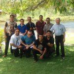 Encontro dos Seminaristas com os Padres e Bispos
