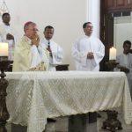 Instituição do Ministério do Acolitato ao seminarista Rárison Guedes