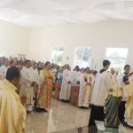 Missa dos Santos Óleos - Reitoria São Bento, Memorial Dom Ricardo