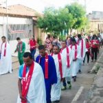 Domingo de Ramos - Paróquia São Gonçalo - Mansidão