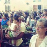 Domingo de Ramos - Paróquia Santa Luzia - Barreiras