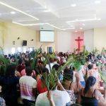 Domingo de Ramos - Paróquia Santa Rita de Cássia - LEM