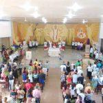 Domingo de Ramos - Paróquia Nossa Senhora do Pérpetuo Socorro - Barreiras