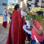 Domingo de Ramos - Paróquia Nossa Senhora do Pérpetuo Socorro - Barreira