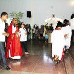 Domingo de Ramos - Paróquia Nossa Senhora da Conceição - Tabocas do Brejo Velho